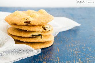 biscotti senza glutine all'uvetta