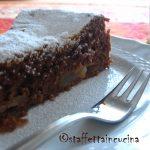 Torta 10 cucchiai Cioccolato e Pere