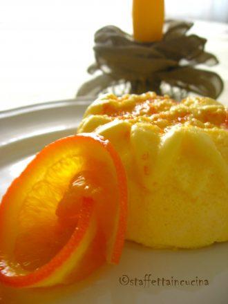 bavarese all'arancia