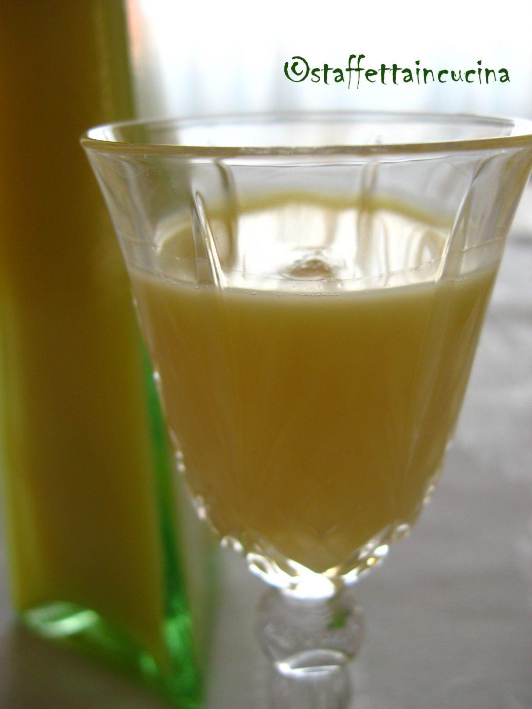 liquore allo zabaione