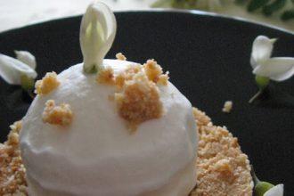 gelato di acacia