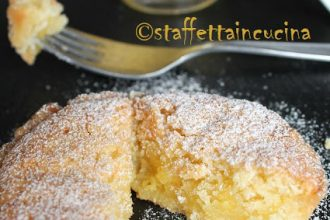 Crostata frangipane al mandarin curd