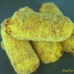 Crocchette di patate Bombay