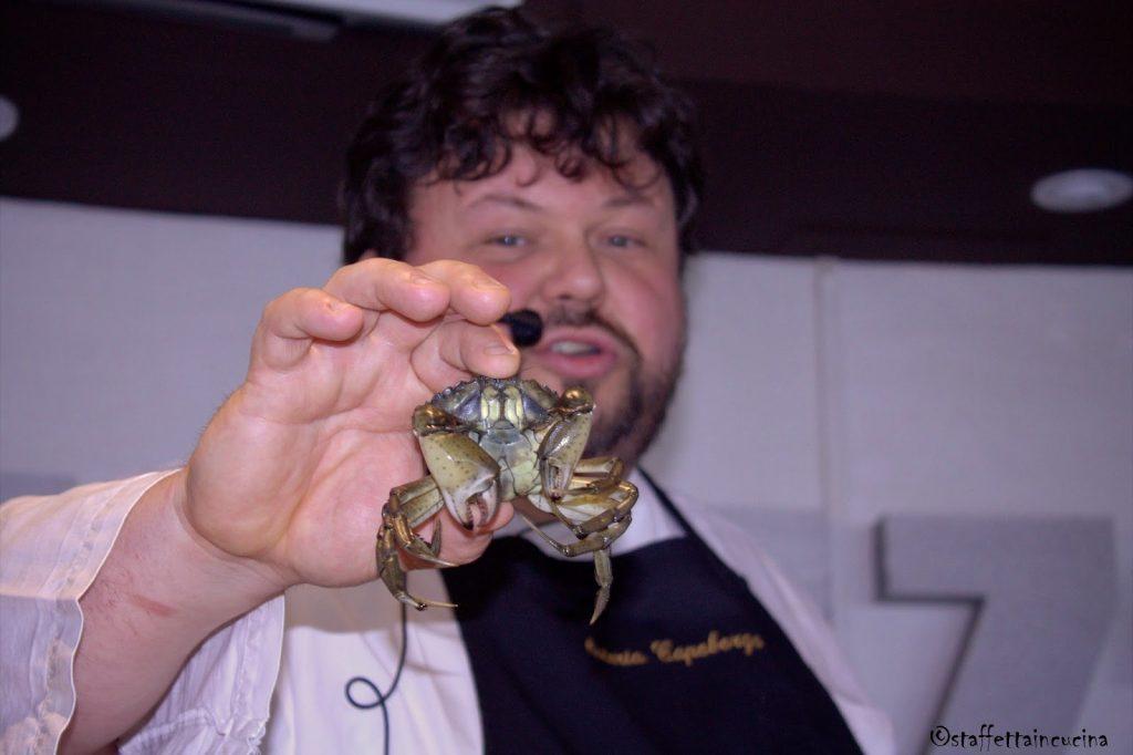 Chef stellati, prodotti ittici e tanta fantasia