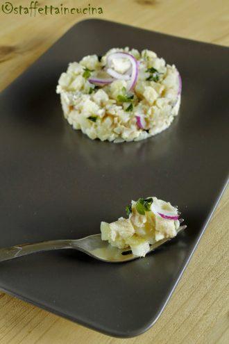 insalata di salmerino affumicato