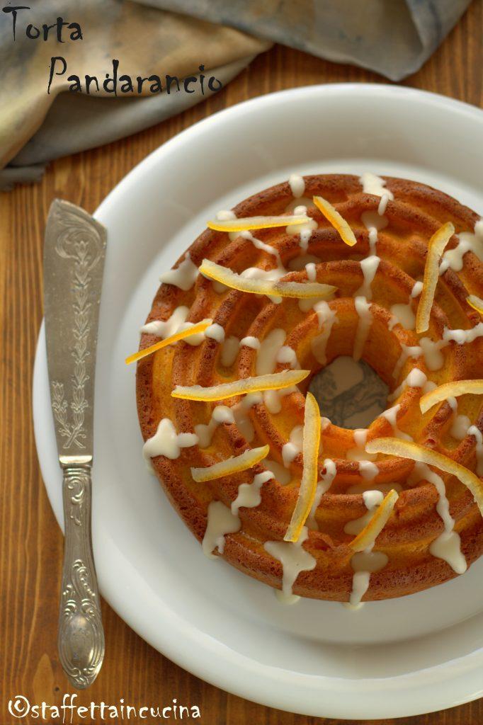 torta pandarancio