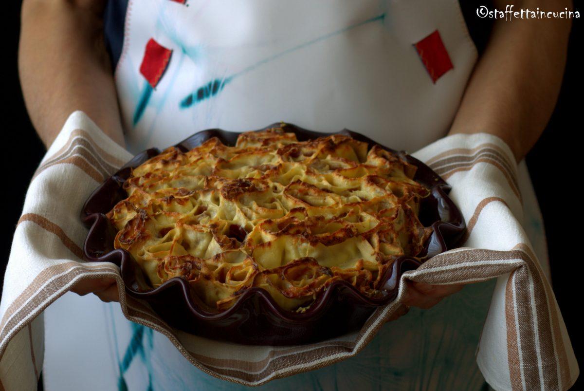 videoricetta rosette di lasagne