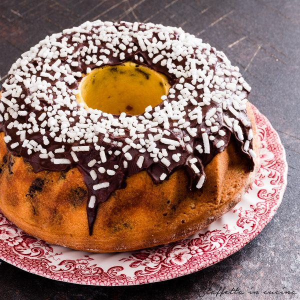 Bundt Cake alla panna