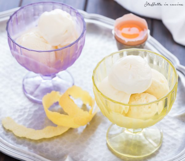 gelato alla crema pasticcera
