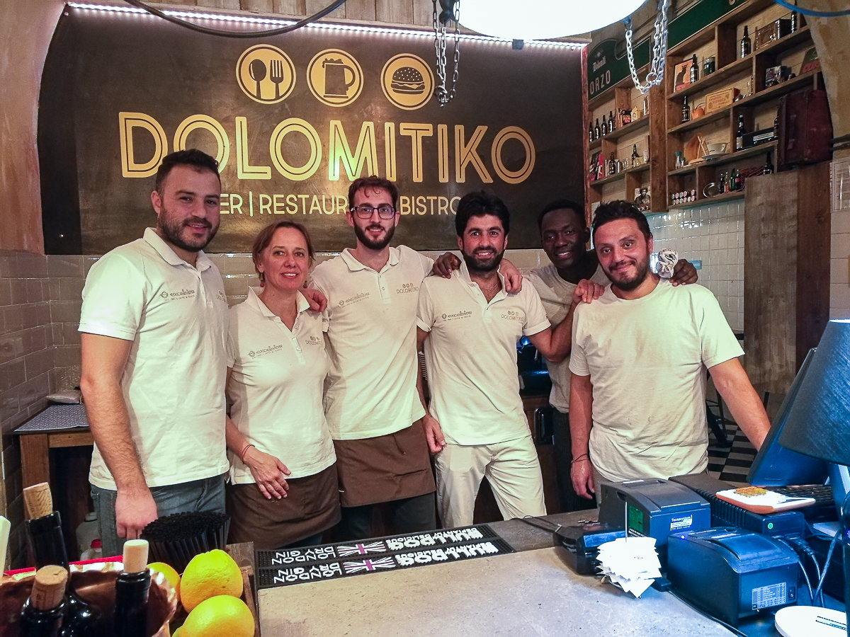 Dolomitiko