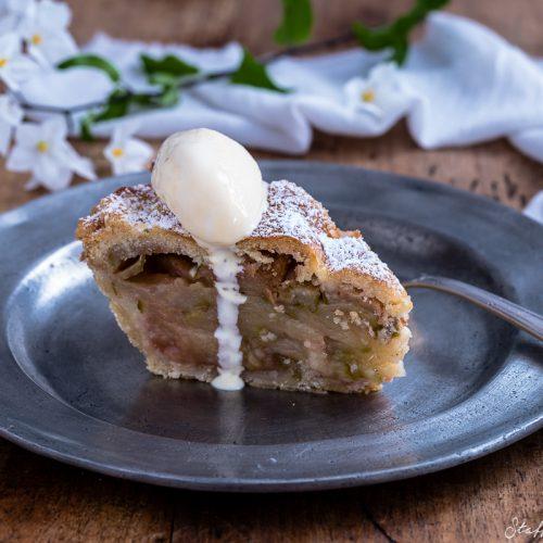 Apple Pie di Martha Stewart