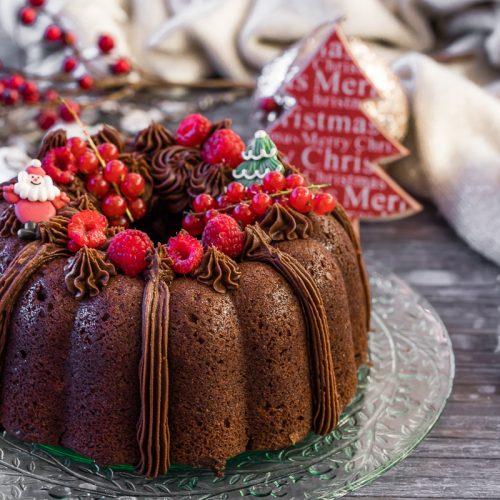 One Bowl Cake al cacao