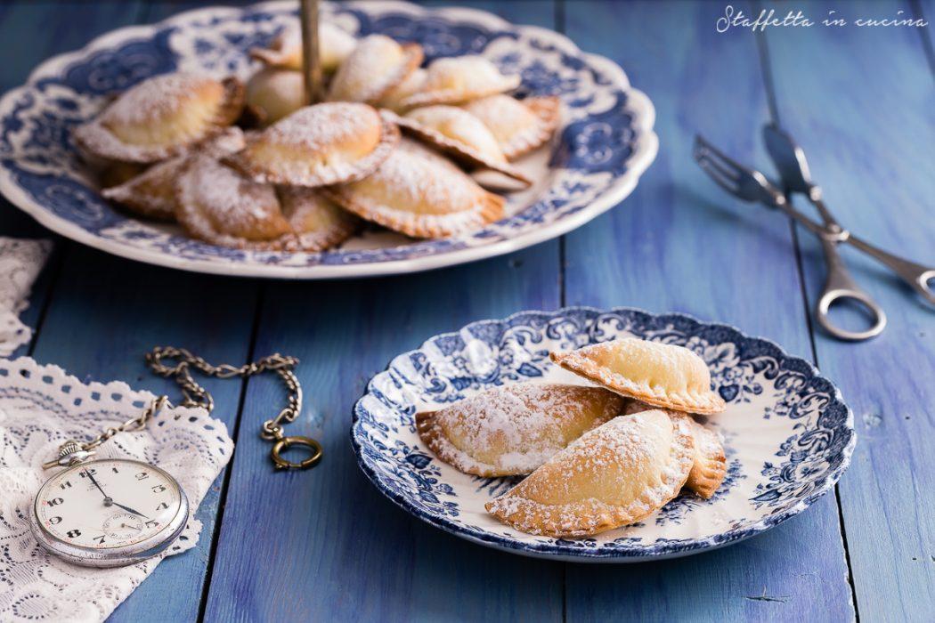 tortelli dolci alla ricotta