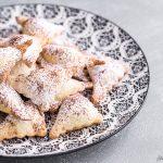 Tortelli dolci al cioccolato