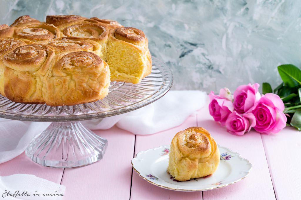 torta di rose